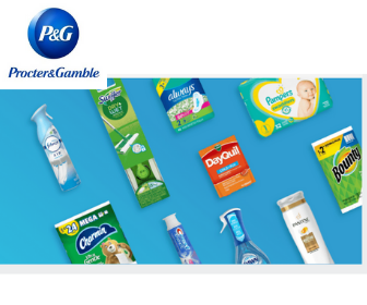 New P&G Printable Coupons