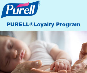 Join the Purell Loyalty Program
