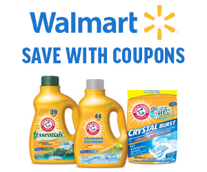 Save with Walmart Coupons