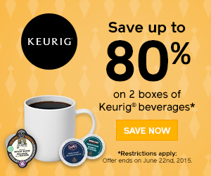 Get Your Favourite Coffee and Save
