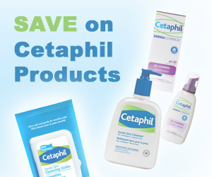 Save on Cetaphil Products