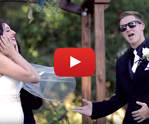 Jared's Wedding Vows – Super Funny