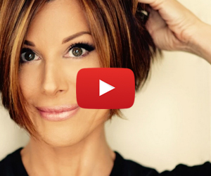4 Easy Ways To Style Short Hair