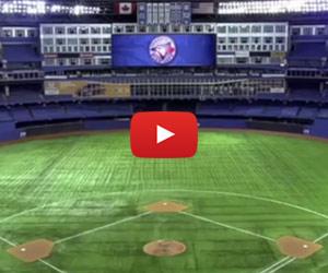 Toronto Blue Jays Thunderstruck