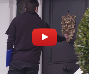 How to Stop Door-to-Door Sales