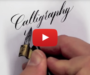 This Beautiful Calligraphy is Amazing To Watch