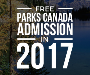 Free Parks Canada Admission in 2017
