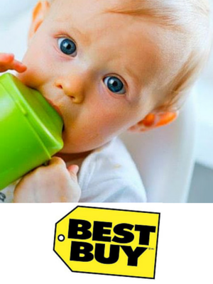 Join Best Buy's Baby Samplers Club