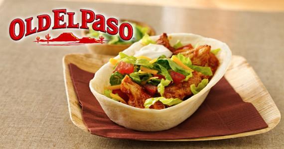 Free Tortilla Bowls From Old El Paso