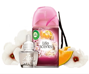 Save $2 on Air Wick Life Scents Products