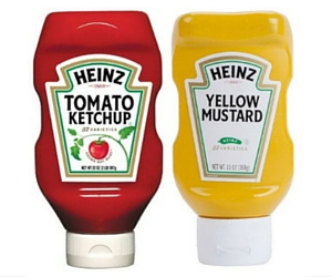 Buy 2, Get 1 Free with Heinz