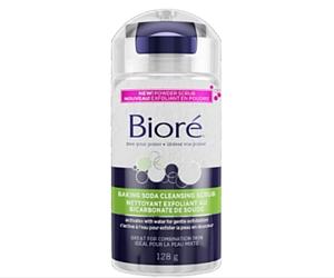 Save $5 Off Biore Baking Soda Cleansing Scrub