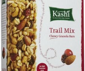 Kashi brand Trail Mix Whole Grain Bars Recall