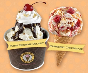 Get A Sweet Treat on your Birthday from Marble Slab