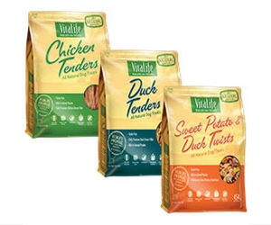 Save $2 Off Vitalife Dog Treats