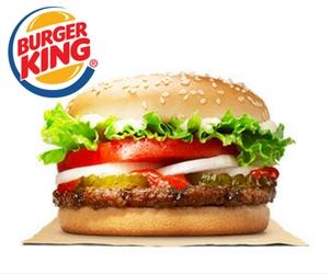 Burger King Savings