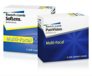 Free Bausch + Lomb Contact Lenses