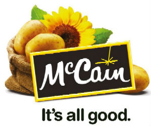 Sign Up With McCain For Exclusive Offers