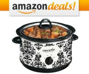 Get a Crock-Pot for $29.98
