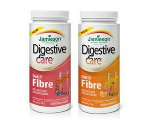 Save $5 Off Any Jamieson Digestive Care Daily Fibre Product