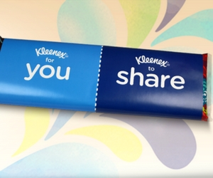 Free Kleenex Share Pack Sample