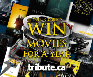 Win Free Movies for a Year from Tribute