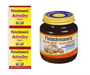 Save 50¢ off Fleischmann's Yeast