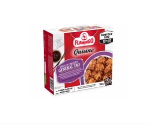 Save $2.50 on Flamingo Quisine General Tao Chicken