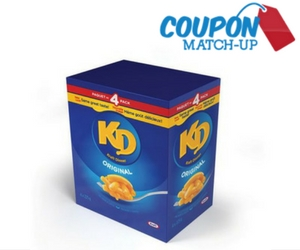 Kraft Dinner Match-Up