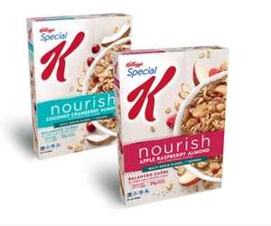 Save $1.50 on Special K Nourish Cereal