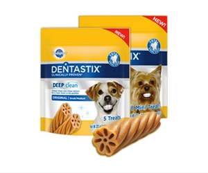 Save $2 off Pedigree Denta Stix