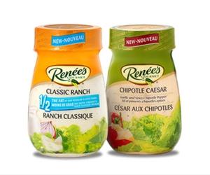 Save $1.50 Off Renee's Gourmet Salad Dressing