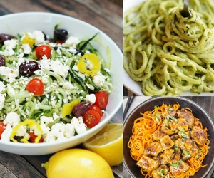 Spiralizer Recipes You Have To Try Tonight