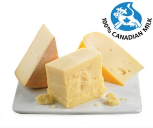 Save $3 off Canadian Cheese