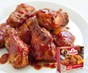 Save $2 on Flamingo Chicken Wings