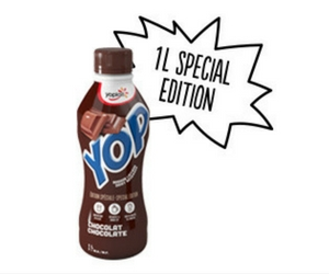 Save $1 Off Yop Chocolate 1L Bottle