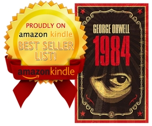 George Orwell's 1984 Makes Amazon Best Sellers List
