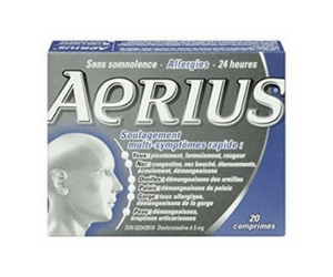 Save $3 Off Aerius 20 Count Tablets