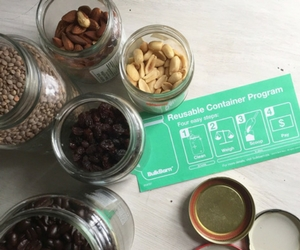 Bulk Barn Reusable Container Program