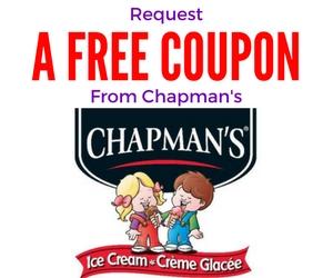 Save $4 Off Chapman's Ice Cream