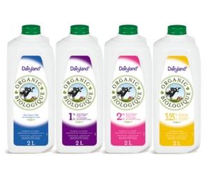 Save $1 Off Dairyland Organic Milk