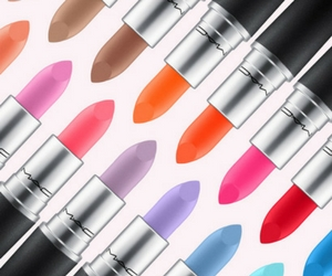 MAC Releases 28 New Rainbow Lipstick Shades