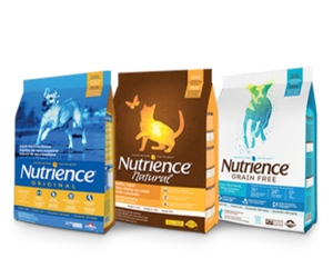 Save $3 off Nutrience Dog Food