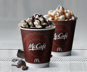 $1 Specialty Drinks at McDonald's