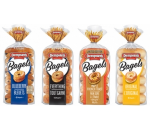 Save $1 on Dempster's Bagels