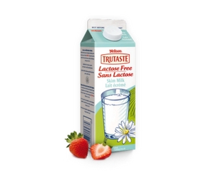 $1 off TruTaste Lactose Free Milk