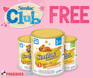 Free Similac Products