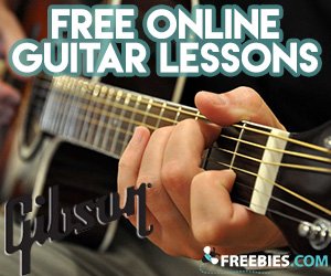 Free Online Guitar Lessons from Gibson