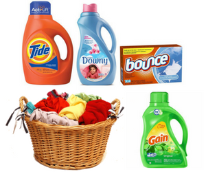 Save $3 on any 2 Laundry Products