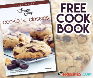 Free Company's Coming Cookie eCookbook